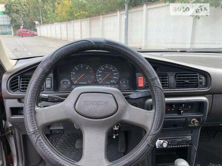 Серый Мазда 626, объемом двигателя 2 л и пробегом 356 тыс. км за 2200 $, фото 1 на Automoto.ua