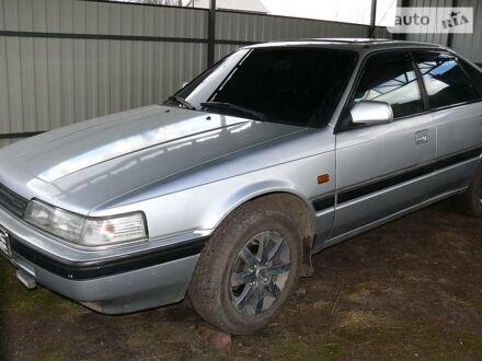Серый Мазда 626, объемом двигателя 2.2 л и пробегом 367 тыс. км за 2199 $, фото 1 на Automoto.ua