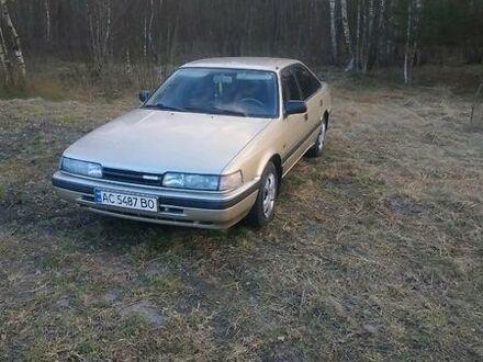 Серый Мазда 626, объемом двигателя 2.2 л и пробегом 100 тыс. км за 2650 $, фото 1 на Automoto.ua