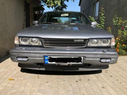 Сірий Мазда 929, об'ємом двигуна 2.2 л та пробігом 350 тис. км за 2200 $, фото 1 на Automoto.ua