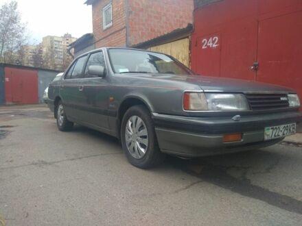 Серый Мазда 929, объемом двигателя 2.2 л и пробегом 5 тыс. км за 2000 $, фото 1 на Automoto.ua