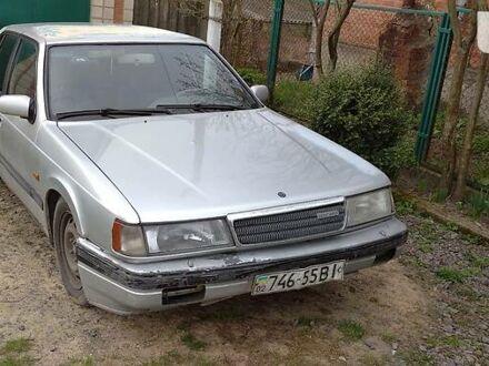 Серый Мазда 929, объемом двигателя 2.2 л и пробегом 400 тыс. км за 1000 $, фото 1 на Automoto.ua