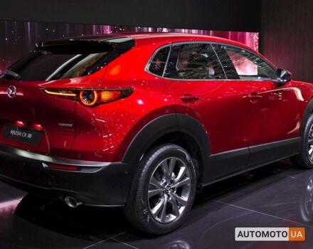 купить новое авто Мазда СХ-3 2021 года от официального дилера Mazda Ивано-Франковск Мазда фото