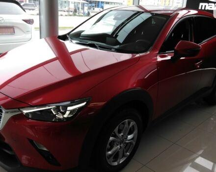 купить новое авто Мазда СХ-3 2021 года от официального дилера Автомир Mazda Мазда фото