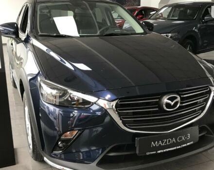 купить новое авто Мазда СХ-3 2021 года от официального дилера Mazda на Почайній Мазда фото