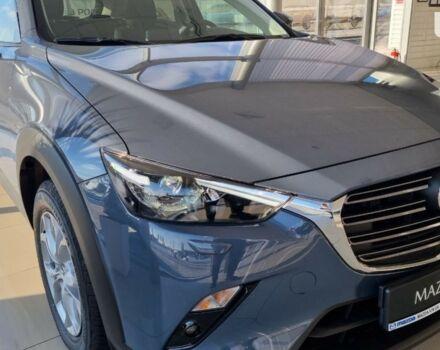 купити нове авто Мазда СХ-3 2021 року від офіційного дилера Автомир Mazda Мазда фото