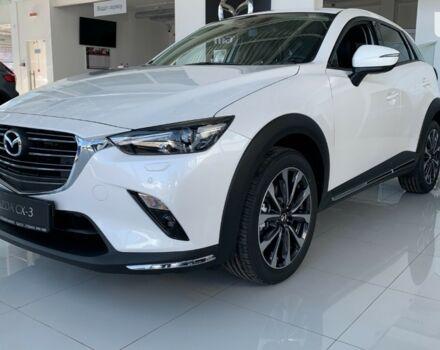 купить новое авто Мазда СХ-3 2021 года от официального дилера Форвард-Авто Мазда фото