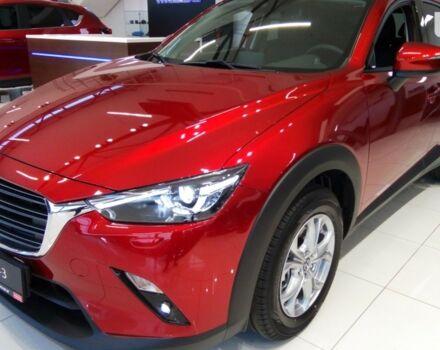 купить новое авто Мазда СХ-3 2021 года от официального дилера Автоцентр Мазда Аэлита Мазда фото