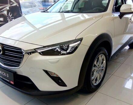 купити нове авто Мазда СХ-3 2021 року від офіційного дилера Автоцентр Мазда Аэлита Мазда фото