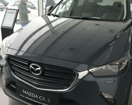 купити нове авто Мазда СХ-3 2021 року від офіційного дилера Mazda на Почайній Мазда фото