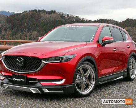купить новое авто Мазда СХ-5 2020 года от официального дилера Mazda Ивано-Франковск Мазда фото
