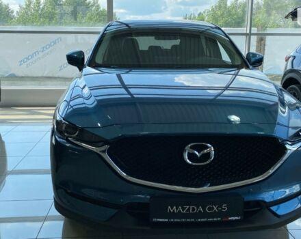 купить новое авто Мазда СХ-5 2021 года от официального дилера Автоцентр Mazda Дніпро Мазда фото
