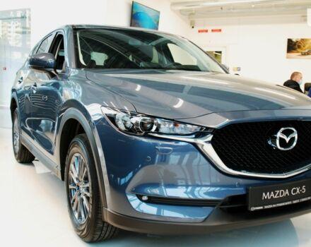 купить новое авто Мазда СХ-5 2021 года от официального дилера Mazda на Грушевского Мазда фото