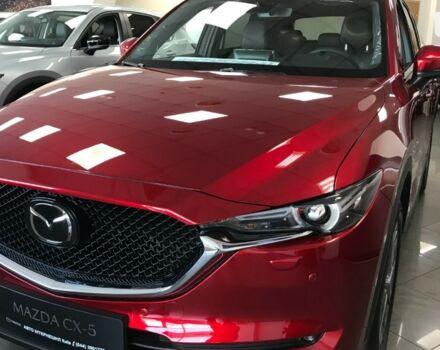 купити нове авто Мазда СХ-5 2021 року від офіційного дилера Mazda на Почайній Мазда фото