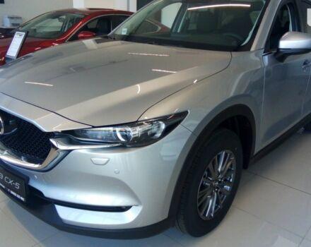 купити нове авто Мазда СХ-5 2021 року від офіційного дилера Автоцентр Мазда Аэлита Мазда фото