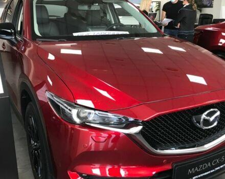 купить новое авто Мазда СХ-5 2021 года от официального дилера Mazda на Почайній Мазда фото