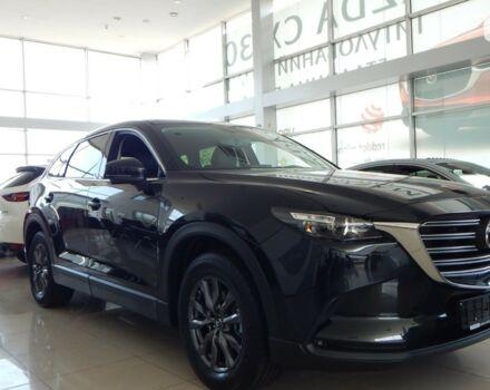 купить новое авто Мазда СХ-9 2021 года от официального дилера MAZDA на Гагаріна Мазда фото