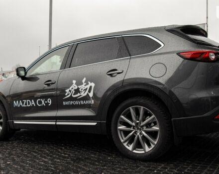 купить новое авто Мазда СХ-9 2020 года от официального дилера Автоцентр Мазда Аэлита Мазда фото