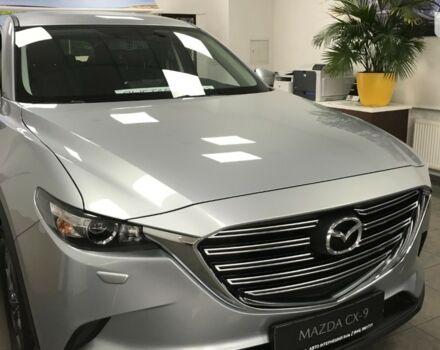 купити нове авто Мазда СХ-9 2021 року від офіційного дилера Mazda на Почайній Мазда фото