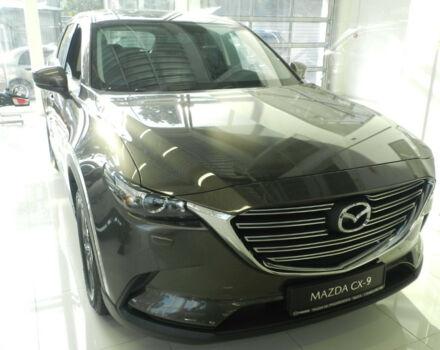 купити нове авто Мазда СХ-9 2021 року від офіційного дилера Форвард-Авто Мазда фото
