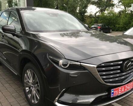 купить новое авто Мазда СХ-9 2021 года от официального дилера Mazda на Почайній Мазда фото
