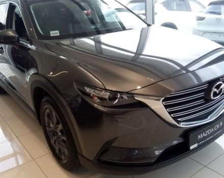 купить новое авто Мазда СХ-9 2021 года от официального дилера Автоцентр Мазда Аэлита Мазда фото