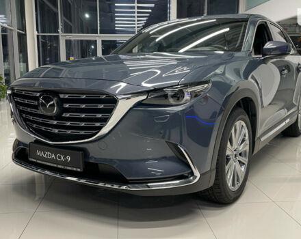 купить новое авто Мазда СХ-9 2021 года от официального дилера Форвард-Авто Мазда фото