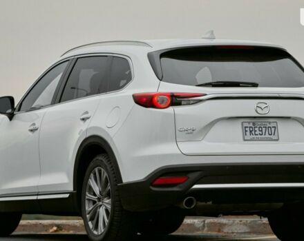 купити нове авто Мазда СХ-9 2021 року від офіційного дилера Автоцентр Мазда Аэлита Мазда фото