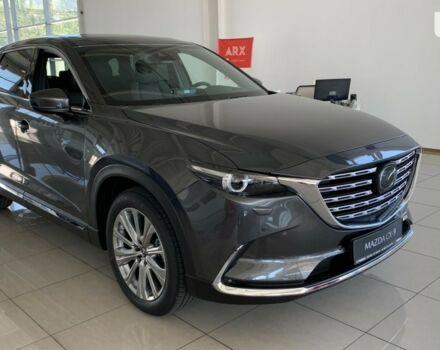купити нове авто Мазда СХ-9 2021 року від офіційного дилера Автоцентр Mazda Дніпро Мазда фото