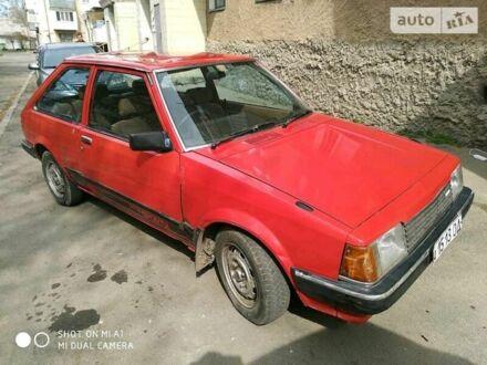 Красный Мазда Фамилия, объемом двигателя 1.6 л и пробегом 83 тыс. км за 800 $, фото 1 на Automoto.ua