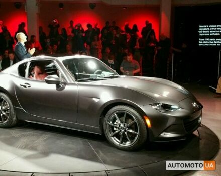 купити нове авто Мазда МХ-5 2021 року від офіційного дилера Mazda Ивано-Франковск Мазда фото