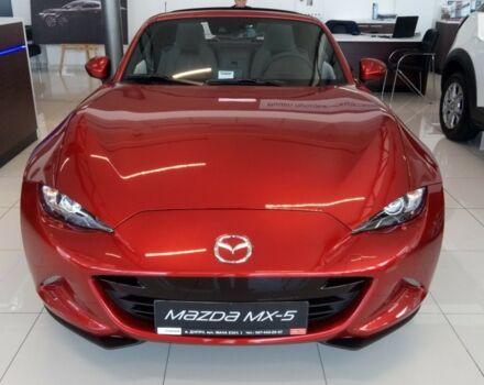 купити нове авто Мазда МХ-5 2021 року від офіційного дилера Автоцентр Мазда Аэлита Мазда фото