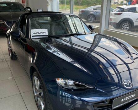купити нове авто Мазда МХ-5 2021 року від офіційного дилера Автоцентр Mazda Дніпро Мазда фото