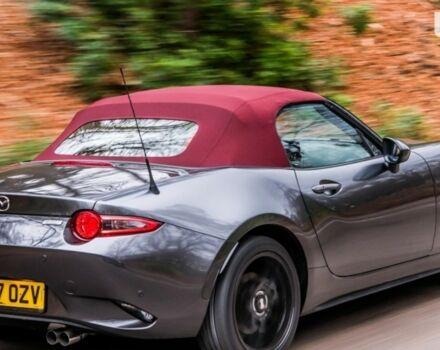 купить новое авто Мазда МХ-5 2021 года от официального дилера Автоцентр Мазда Аэлита Мазда фото
