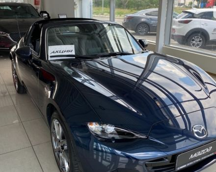 купити нове авто Мазда МХ-5 2021 року від офіційного дилера Mazda на Почайній Мазда фото