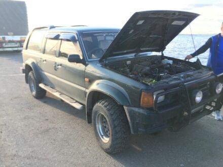 Зеленый Мазда Просид, объемом двигателя 2.6 л и пробегом 300 тыс. км за 4999 $, фото 1 на Automoto.ua
