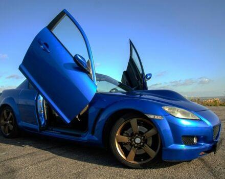 Синий Мазда РХ-8, объемом двигателя 3 л и пробегом 1 тыс. км за 8500 $, фото 1 на Automoto.ua