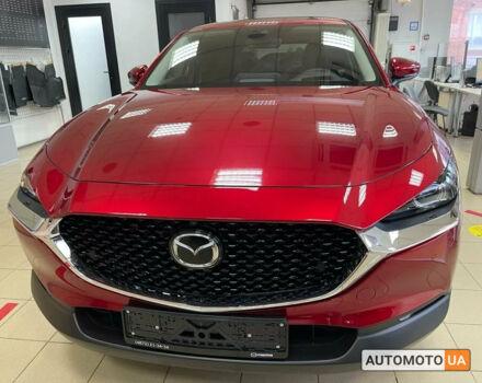купить новое авто Мазда CX-30 2021 года от официального дилера Mazda Ивано-Франковск Мазда фото