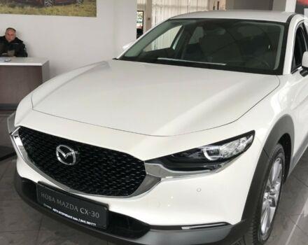купить новое авто Мазда CX-30 2021 года от официального дилера Mazda на Почайній Мазда фото
