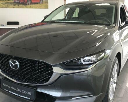 купити нове авто Мазда CX-30 2021 року від офіційного дилера Mazda на Почайній Мазда фото