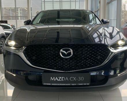 купить новое авто Мазда CX-30 2021 года от официального дилера Форвард-Авто Мазда фото