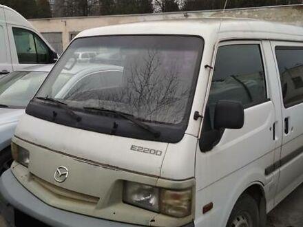 Белый Мазда E-series, объемом двигателя 2.2 л и пробегом 120 тыс. км за 6000 $, фото 1 на Automoto.ua
