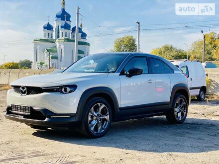 Білий Мазда MX-30, об'ємом двигуна 0 л та пробігом 19 тис. км за 30500 $, фото 1 на Automoto.ua
