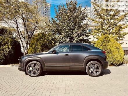 Сірий Мазда MX-30, об'ємом двигуна 0 л та пробігом 3 тис. км за 30500 $, фото 1 на Automoto.ua