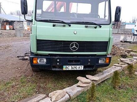 Зеленый Мерседес 1314, объемом двигателя 0 л и пробегом 3 тыс. км за 17500 $, фото 1 на Automoto.ua