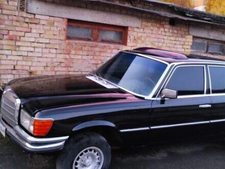Черный Мерседес 280, объемом двигателя 2.7 л и пробегом 304 тыс. км за 2300 $, фото 1 на Automoto.ua