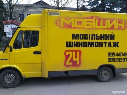 Желтый Мерседес 308, объемом двигателя 2.3 л и пробегом 429 тыс. км за 10500 $, фото 1 на Automoto.ua