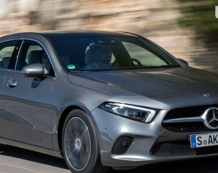 купити нове авто Мерседес А клас 2019 року від офіційного дилера Волинь-Авто Мерседес фото