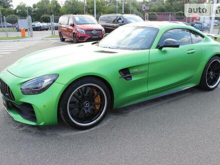 Зеленый Мерседес AMG GT R, объемом двигателя 0 л и пробегом 2 тыс. км за 200000 $, фото 1 на Automoto.ua