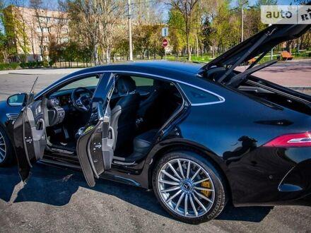 Черный Мерседес AMG GT, объемом двигателя 4 л и пробегом 14 тыс. км за 183000 $, фото 1 на Automoto.ua